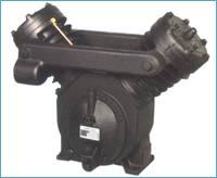 SINGLE & TWO STAGE DRY VACCUM PUMPS